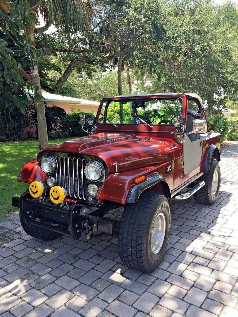 Resto update 1980 Jeep monster