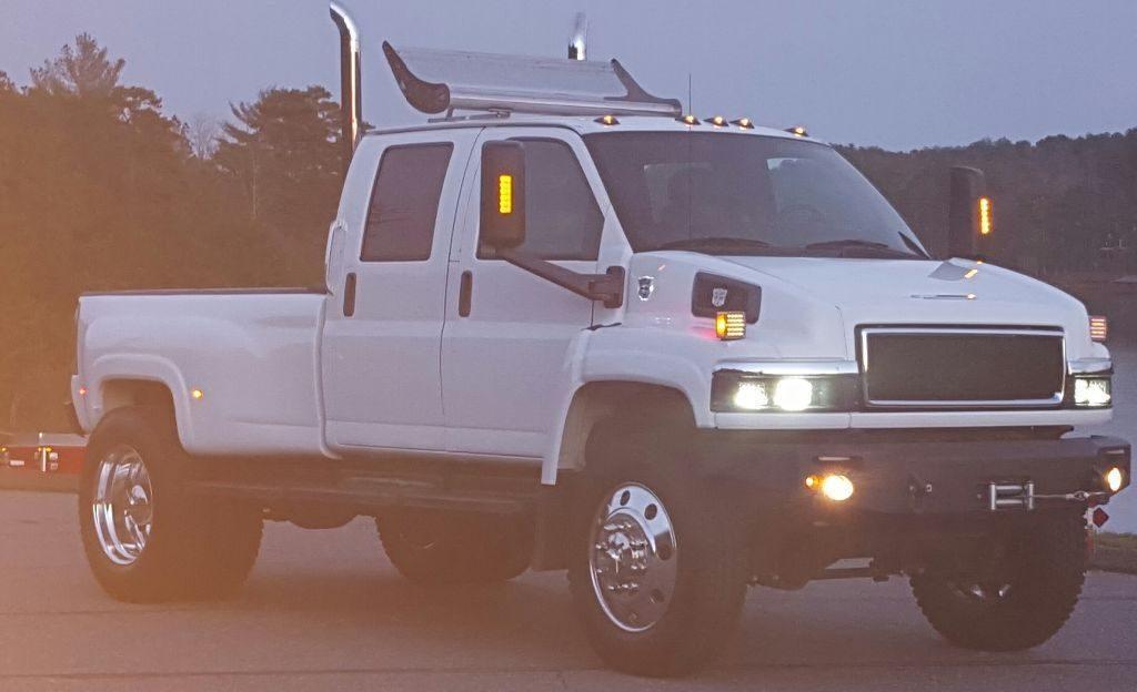badass 2006 Chevrolet Topkick Monroe Conversion monster truck