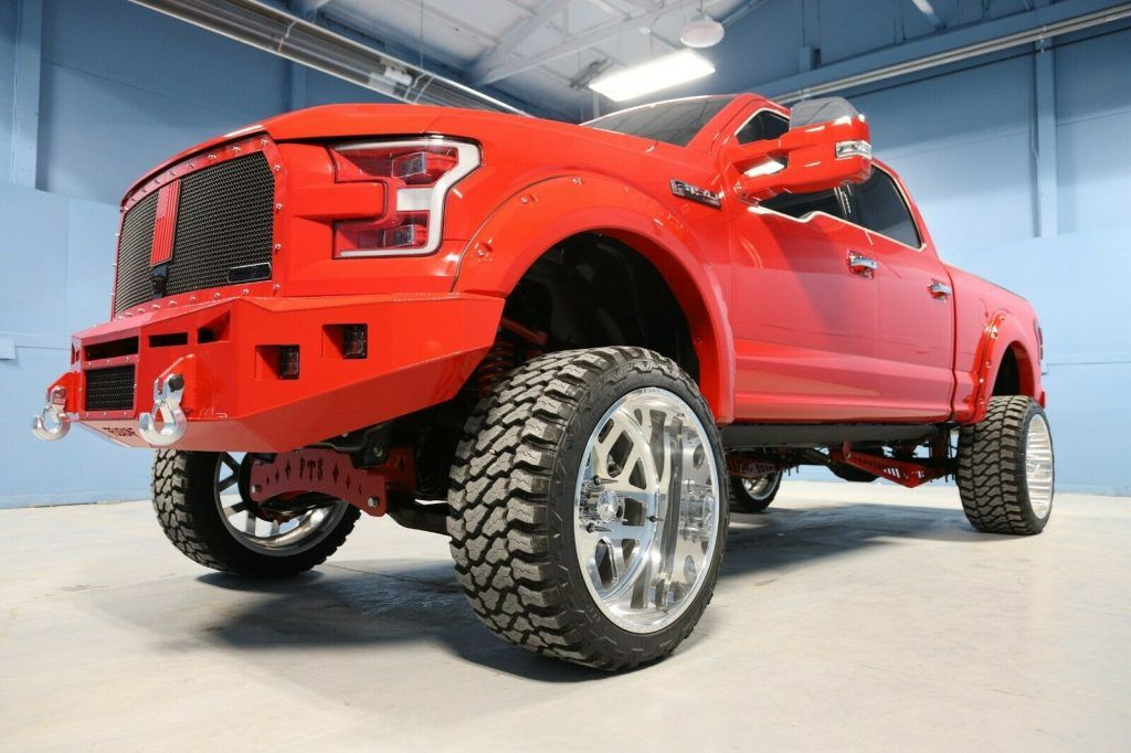 2017 Ford F 150 Laria 4×4 monster [one of a kind show truck]