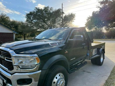 2020 Ram Tradesman 5500 monster [very low mileage] for sale