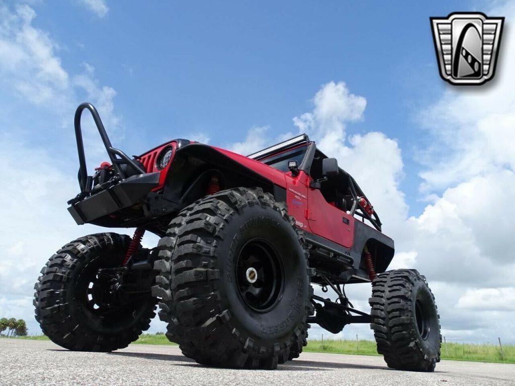 1997 Jeep Wrangler monster [outstanding custom]