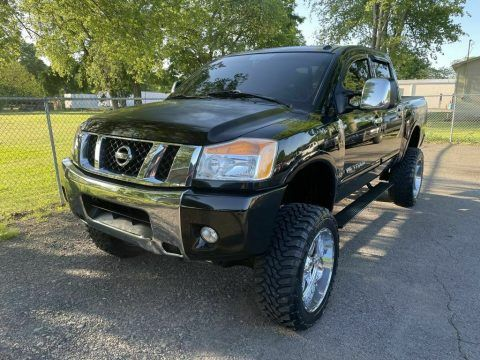 2010 Nissan Titan XE monster [well optioned] for sale