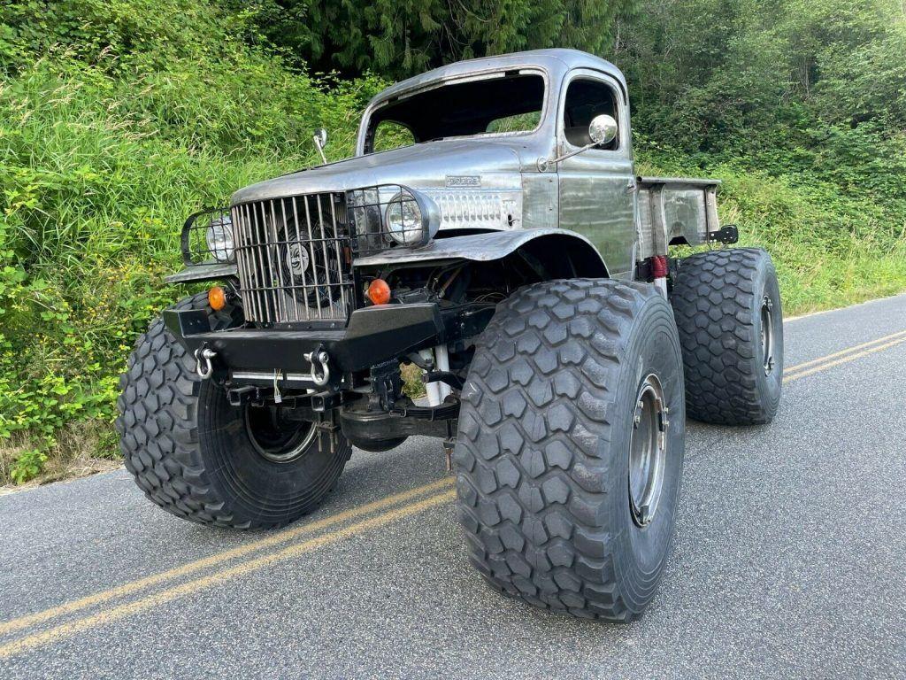 1941 Dodge Power Wagon Monster [unique truck]