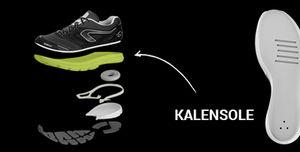 Kalensole - új habszivacs technológia