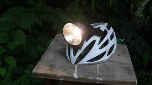 Kerékpározás éjszaka