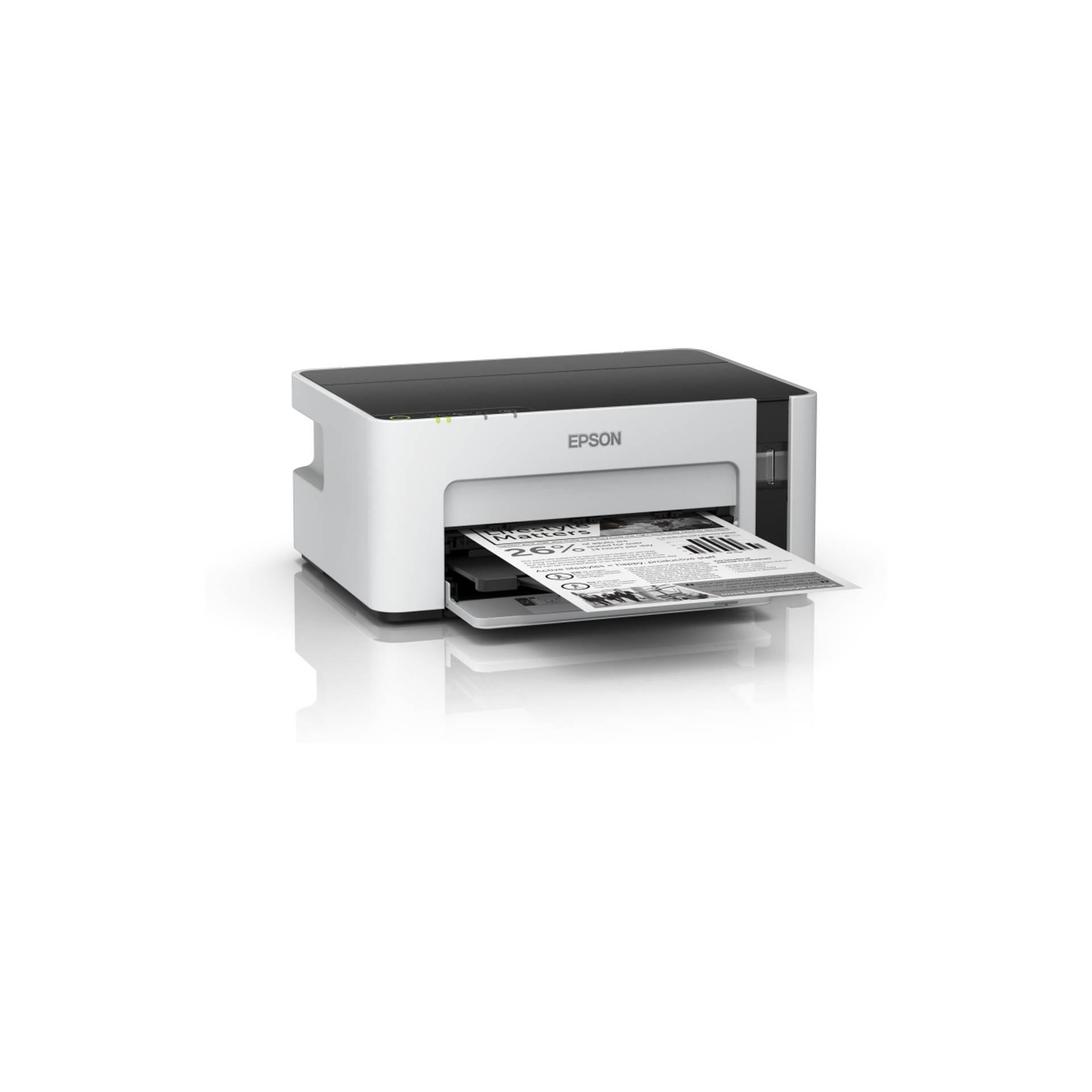 EPSON Mono Ink Eco Tank Printer - M1120 (Photo: 2)