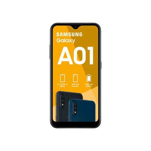 SAMSUNG Galaxy A01 Dual Sim Black