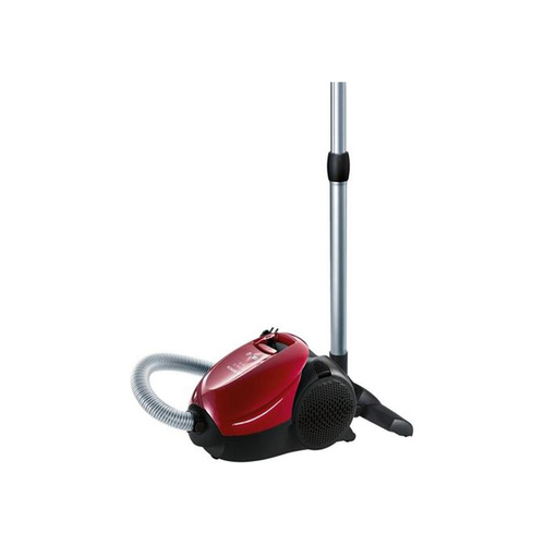 Bosch 1700W Bagged Vacuum Cleaner - Red
