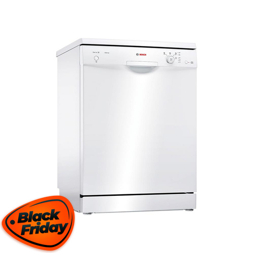 Bosch 12Pl Dishwasher White - SMS24AW00Z