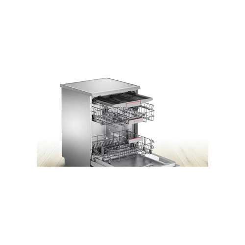 Bosch - Serie | 4 Freestanding Dishwasher 60cm Stainless steel, lacquered - SMS46NI00Z (Photo: 3)