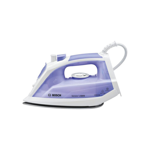 BOSCH Sensixx Steam Iron - White