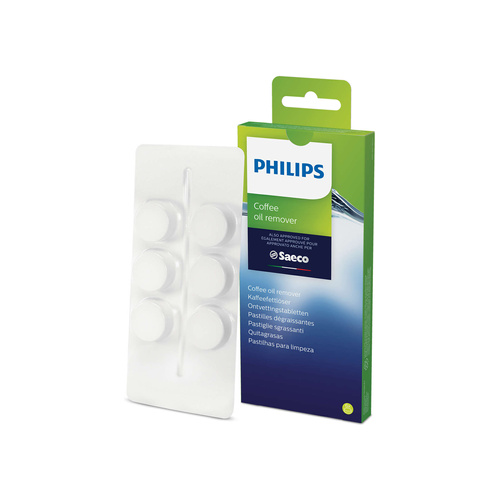 Philips Coffee oil remover tablets Single Pack - CA6704-10