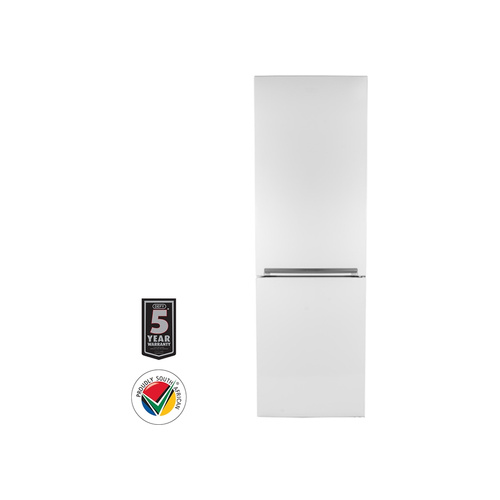 Defy 350L Eco Bottom Freezer Fridge - White