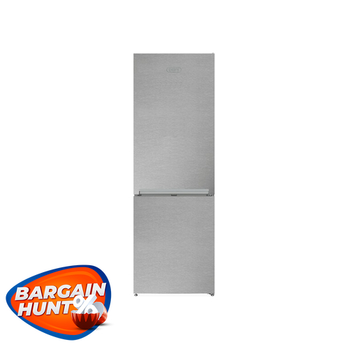 Defy 350L Eco Bottom Freezer Fridge - Metal