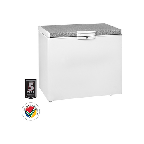 Defy 254L Eco Chest Freezer White - DMF473