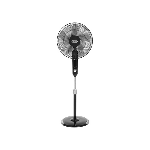 Defy 40cm Stand Fan Black - DSF1645B