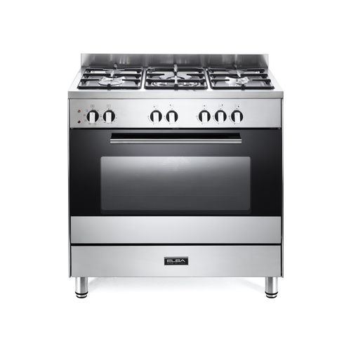 Elba 80cm Multi-Function Gas Cooker/ Electric Oven