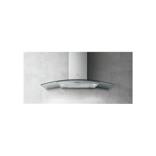 Elica 90cm Curved Glass Cooker Hood