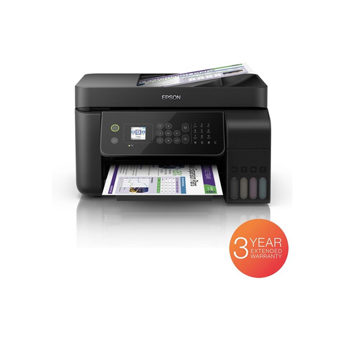 EPSON Ecotank Printer  4 in 1 Wifi  Printer- L5190