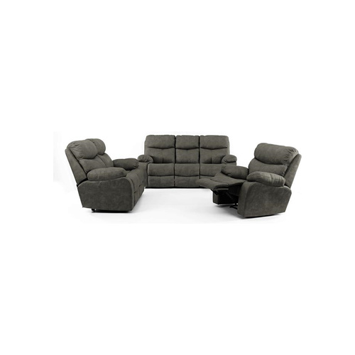 Grafton Everest Nevada 3 Piece 3 Action Lounge Suite