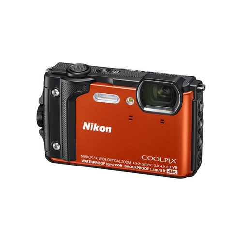 Nikon Coolpix W300 Compact Camera (Orange)