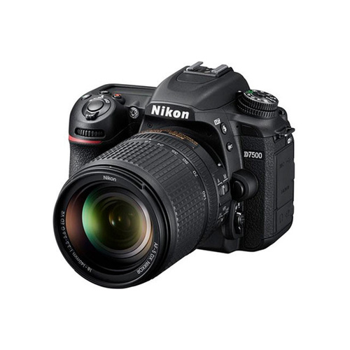 Nikon D7500 DSLR Bundle with 18-140mm AF-S VR lens