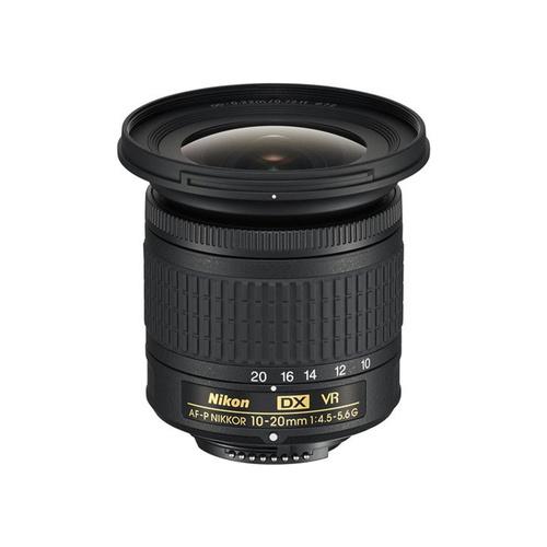 Nikon AF-P 10-20mm f/4.5-5.6G VR DX Lens