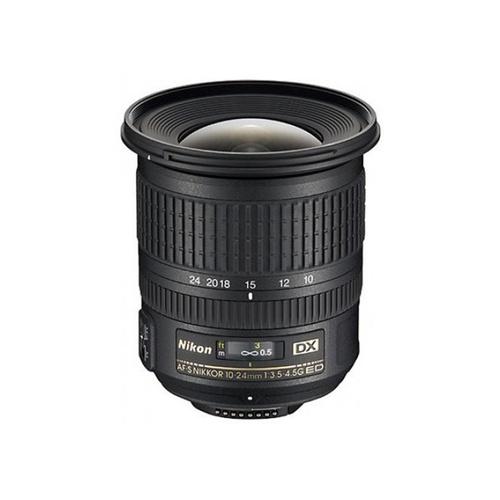 Nikon 10-24mm f/3.5-4.5 G AF-S DX NIKKOR Lens
