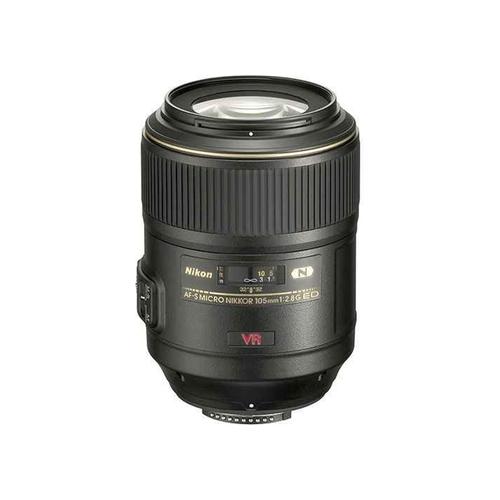 Nikon 105mm f/2.8G AF-S VR II Micro Nikkor Lens