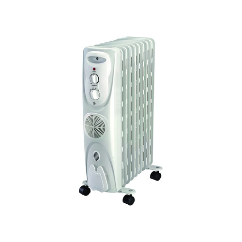 Midea 9 Fin Oil Heater