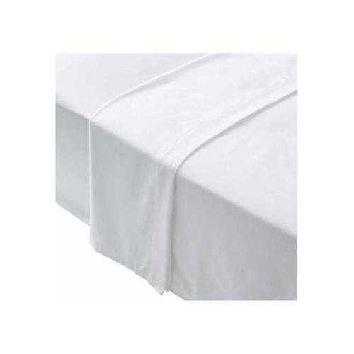 Penmark 100% Cotton Percale Flat Sheet