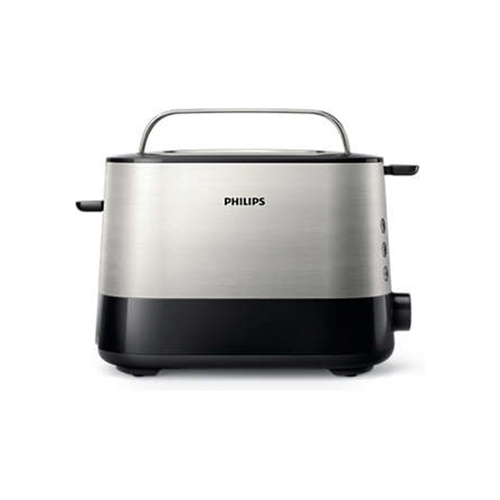 Philips Viva Collection Toaster Black (Photo: 3)