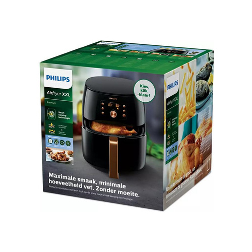Philips Premium Airfryer XXL with Smart Sensing Technology (Photo: 5)