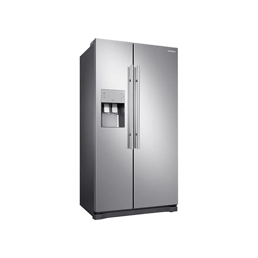 Samsung 501L Net Frost Free Side by Side Fridge with Auto Water & Ice dispenser - RS50N3C13S8 (Photo: 2)