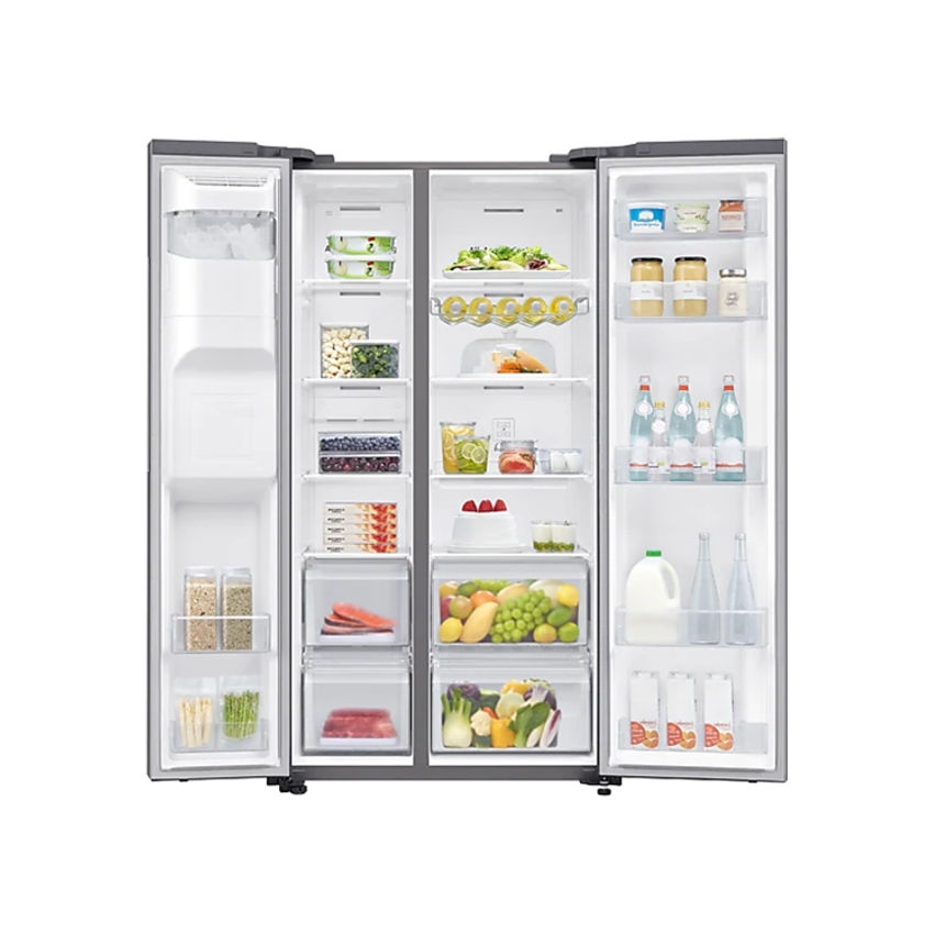 Samsung 2 Door Frost Free Side by Side Fridge 617L Net (Photo: 2)