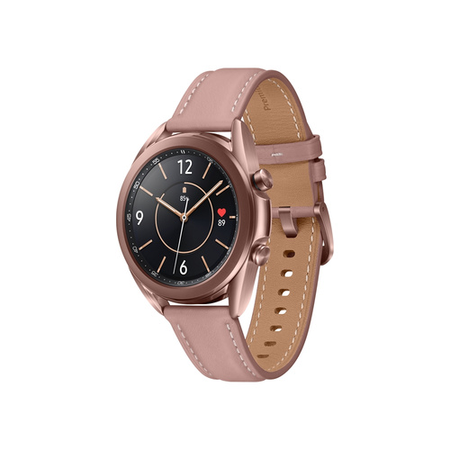 Samsung Galaxy Watch 3 41mm - Gold Stainless Steel (Photo: 2)