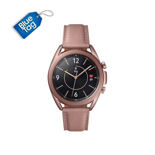 Samsung Galaxy Watch 3 41mm - Gold Stainless Steel
