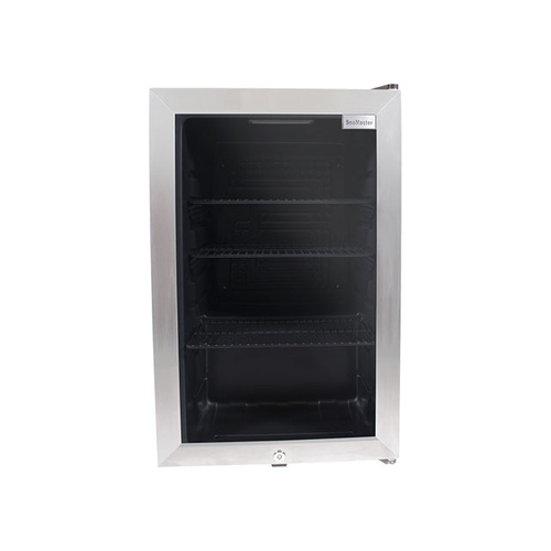 SnoMaster- 70L Glass Door Beverage Cooler