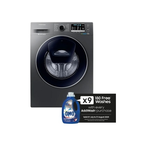 Samsung 9kg Front Loader Washing Machine with AddWash