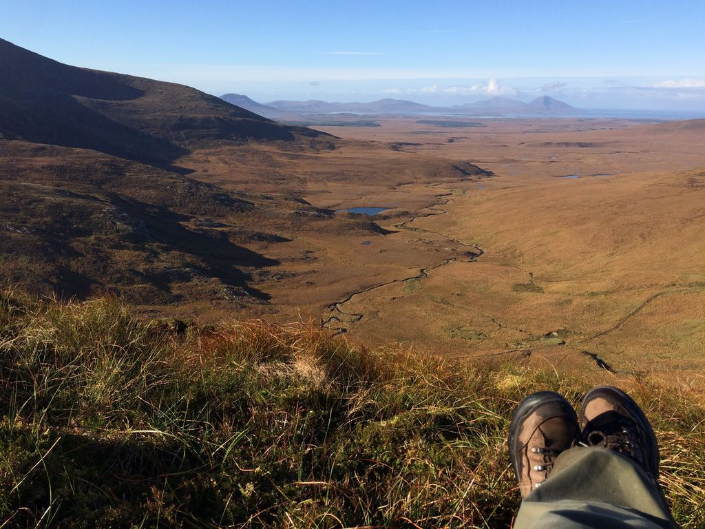 Hiking and walking tours in Ballycroy National Park