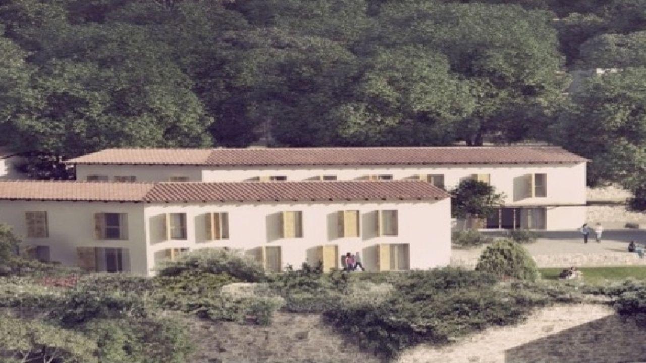 Photo du projet Construction de 39 logements locatifs à Draguignan