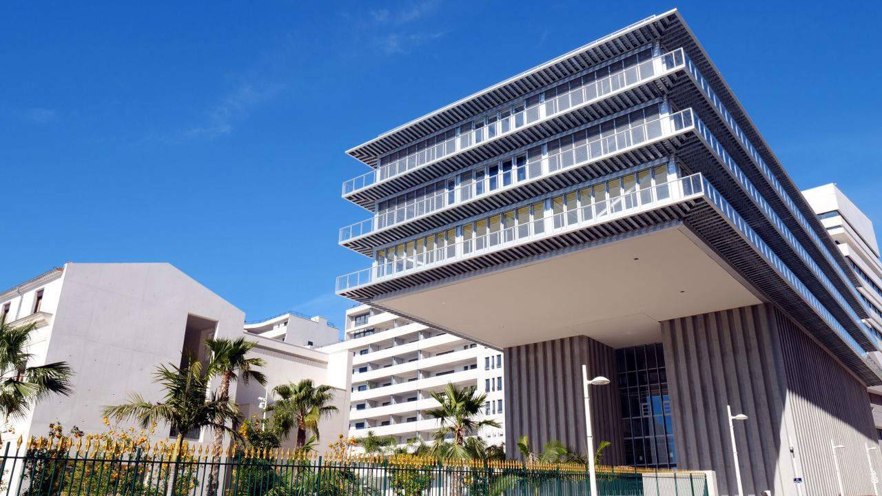Photo du projet Ecole de commerce Kedge Business School à Toulon