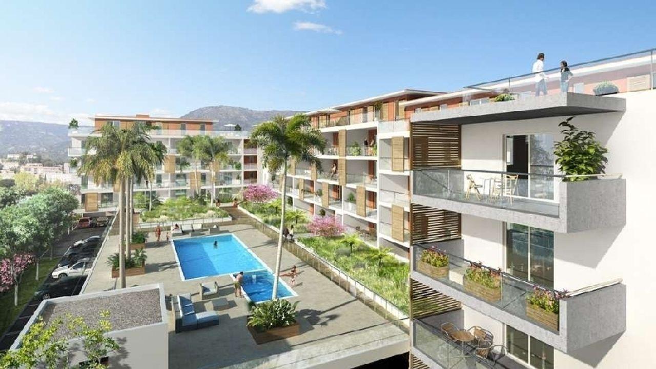 Photo du projet Eco - hameau - Equipements publics et logements