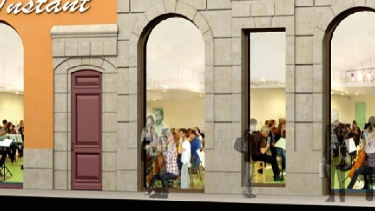 Photo du projet Renouvellement urbain du centre-ville de Toulon (83) - Rue Semard