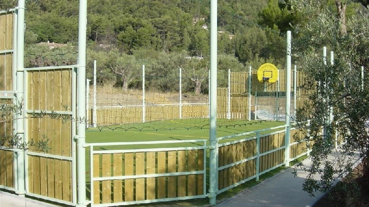 Photo du projet Equipements sportifs de proximité