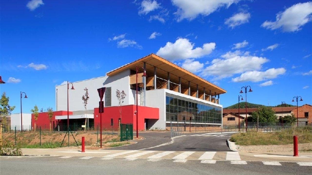 Photo du projet Construction d'un collège certifié HQE® à Vidauban