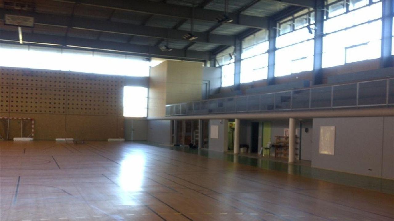 Photo du projet Construction d'une salle omnisports au Beausset