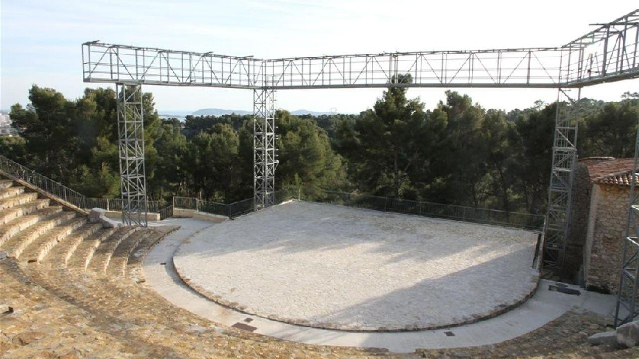 Photo du projet Réaménagement du site du CNCDC de Châteauvallon