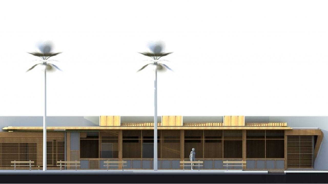 Photo du projet Réalisation de la Maison du Développement Economique et Durable