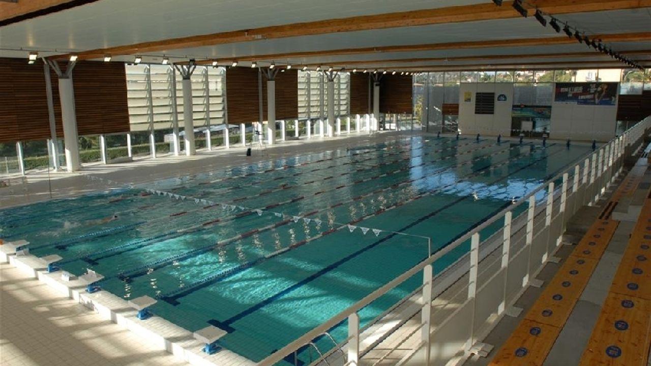 Photo du projet Construction du stade nautique de Saint-Raphaël